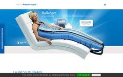 image du site https://www.machinepressotherapie.fr/