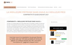 image du site https://www.meilleure-friteuse.fr