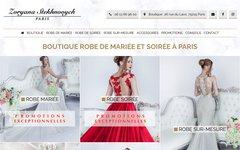 image du site https://www.robeparis.fr