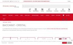 image du site https://www.vessiere-cristaux.fr/categorie-produit/cristal-baccarat/