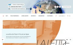 EOST Ecole et observatoire des Siences de la Terre