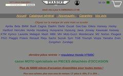 Détails : Casse moto en ligne, pièces détachées d'occasion