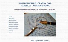 Graphothérapie-graphologie Marseille/Aix-en-provence