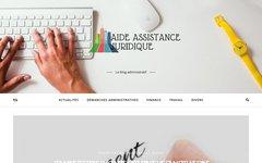 Détails : assistance juridique en ligne
