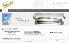 Détails : Alu-Sud, fabricant de menuiseries aluminium Toulouse