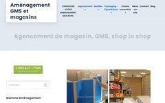Détails : Amenagement publicitaire - Outils Marketing PLV