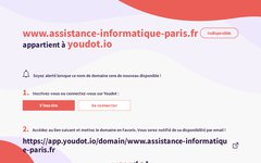 Assistance informatique Paris - Cours d'informatique
