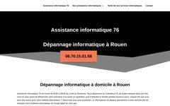 Détails : Assistance informatique 76