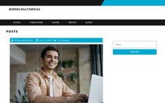 Détails : Bornes multimedia : vecteurs d'information et publicité