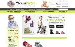 Chausspetons : des chaussures bébés