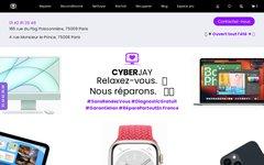 Détails : cyber jay depannage mac