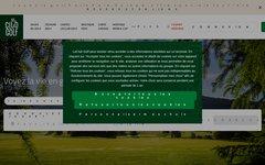 Détails : séjour de golf