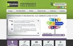 Détails : Agence web, e-commerce, experts web marketing