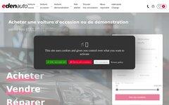 Détails : Vente auto occasion et neuve à Pau, Tarbes, Toulouse, Limoges
