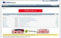 GsmForum.TV forum et boutique de réparation et déblocage mobile