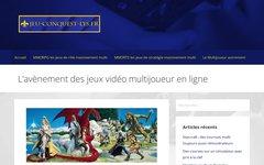 Détails : Conquest of Lys - Jeu de rôle futuriste en ligne gratuit multijoueurs en php
