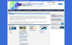 Japan océanographic data center