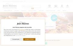 Jours Heureux : vente de chocolats en ligne
