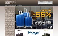 Détails : Des valises pour l'avion à bas prix