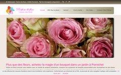 Détails : Parfum de fleurs, fleuriste mariage