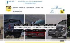 Détails : Pièce détachées auto américaine