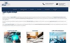 Détails : Solutions logistiques, logiciel de gestion de stock.