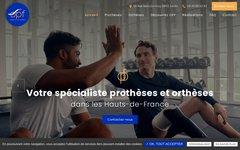 Détails : Orthésiste et prothésiste, Nord-Pas-de-Calais