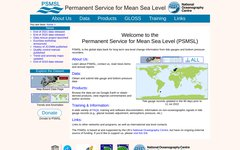 Permanent Service for Mean Sea Level (PSMSL)