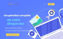 Détails : logiciel disque dur