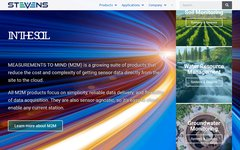 STEVENS water monitoring systems