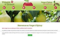 Détails : Producteur et vendeur de fruits et légumes, Nord