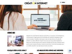 Détails : Site web à Narbonne