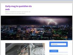 Détails : Site d'actualité daily-mag.fr