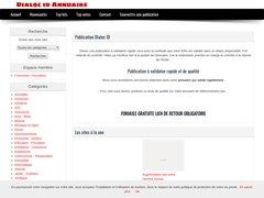 Détails : Annuaire de référencement automatique
