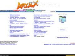 Aperçu du site Directory.apocalx.com