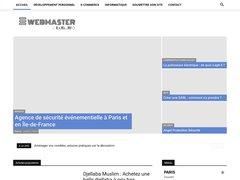 Aperçu du site Fr.webmaster-rank.info