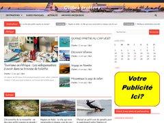 Détails : Site de communiqués de presse voyages tourisme