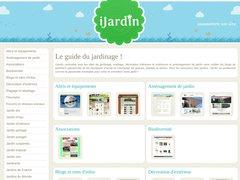 Aperçu du site Ijardin.fr