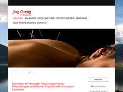 école massage tuina de Lausanne