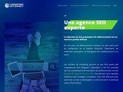 Aperçu du site Le-referencement-internet.com