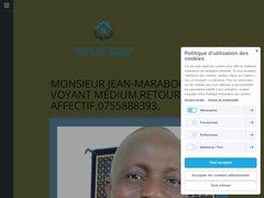 Détails : PROFESSEUR JEAN-VOYANT MEDIUM MARABOUT GUERISSEUR TEL 0755888393.