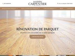 Restauration parquet