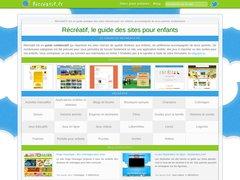 Aperçu du site Recreatif.fr