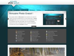 Aperçu du site Annuaire-photo-gratuit.fr