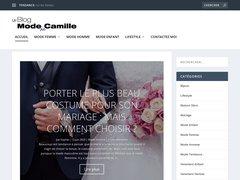 Aperçu du site Annuaire-web-mode.fr