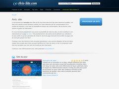 Aperçu du site Avis-site.com