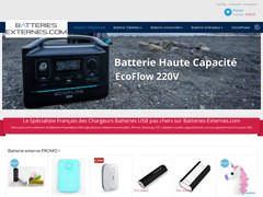 Powerbank - batterie externe