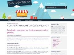 Détails : Codes promos et réduction par centaines