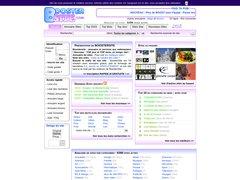 Aperçu du site Boostersite.com