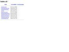 Aperçu du site Cehoo.net